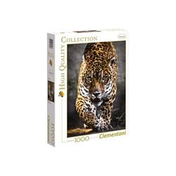 Puzzle Clementoni - High quality collection animals - il passo del giaguaro 39326