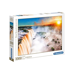 Puzzle Clementoni - High Quality Collection - Cascata 39385