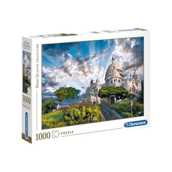 Puzzle Clementoni - High Quality Collection - Montmartre 39383