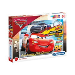 Puzzle Supercolor disney pixar cars disney car 26973b