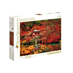 Puzzle Clementoni - High quality collection - sogno d'oriente 35035