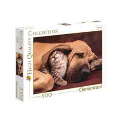 Puzzle Clementoni - High quality collection - cuddles 35020