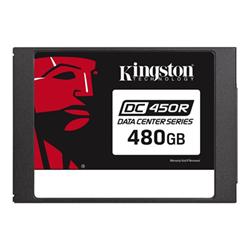 SSD Kingston - Data center dc450r - ssd - 480 gb - sata 6gb/s sedc450r/480g