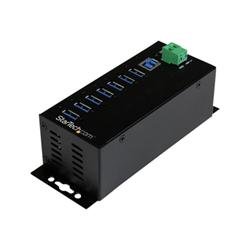 Hub Startech.com 7 port usb hub w/ power adapter hb30a7ame