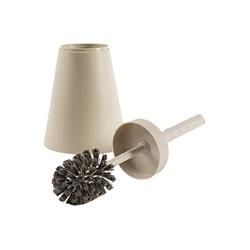 La piacentina - Supporto spazzolino per wc - polipropilene - bianco 0089