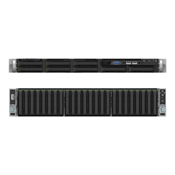 Server Intel - Server system - montabile in rack - senza cpu - 0 gb r2312wftzsr