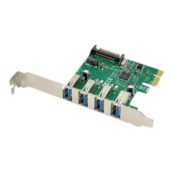 Scheda PCI Conceptronic - Emrick u34 - adattatore usb emrick02g
