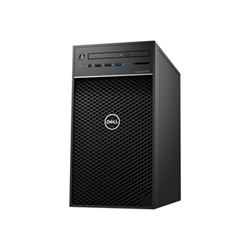 Workstation Dell Technologies - Dell 3630 tower - mt - xeon e-2274g 4 ghz - 16 gb - ssd 256 gb h4c5m