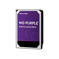 Hard disk interno Wd purple surveillance hard drive hdd 10 tb sata 6gb/s wd102purz