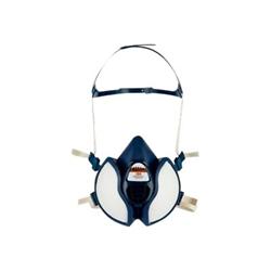Mascherina 3M - Semimaschera senza manutenzione, filtri FFA1P2 R D 4251+
