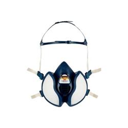 Mascherina 3M - 4000 series 4277+ maintenance free half mask - mascherina filtrante 7100113102
