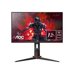 "Monitor LED AOC - Gaming - monitor a led - full hd (1080p) - 23.8"" 24g2u5/bk"