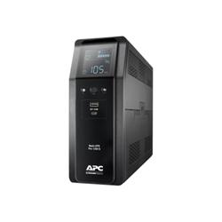 Gruppo di continuità APC - Back-ups pro - ups - 720 watt - 1200 va br1200si