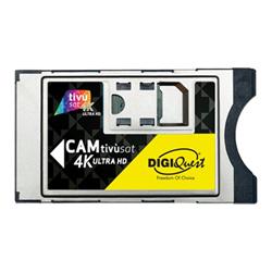 DIGIQUEST - Cam tivùsat 4k ultra hd - conditional access module per tv bundletvsat4k
