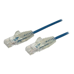 Cavo di rete Startech.com cavo di rete ethernet snagless cat6 da 2,5m n6pat250cmbls