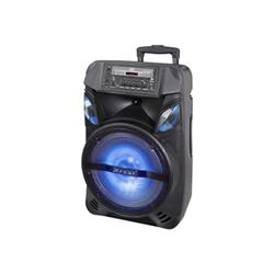 Image of Casse acustiche Altoparlante per eventi Portatile X-FEST XF 1200 KB