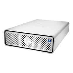 Hard disk esterno HGST - G-technology g-drive - hdd - 10 tb - usb 3.1 gen 1 / thunderbolt 3 0g05379-1