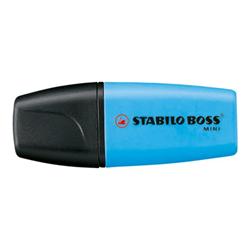 Stabilo - Boss mini - evidenziatore - blu 07/31