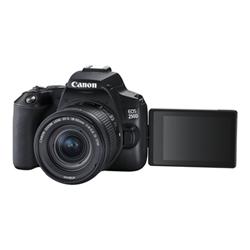 Fotocamera reflex Canon - Eos 250d - fotocamera digitale lente ef-s is stm da 18-55 mm 3454c002