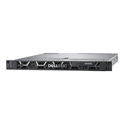 Server Dell Technologies - Dell emc poweredge r640 - montabile in rack - xeon silver 4214 2.2 ghz h9w34