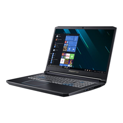 "Notebook Acer - Predator helios 300 ph317-53-77dw - 17.3"" - core i7 9750h nh.q5qet.008"