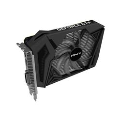 Scheda video PNY - Geforce gtx 1650 super single fan - scheda grafica vcg16504ssfppb