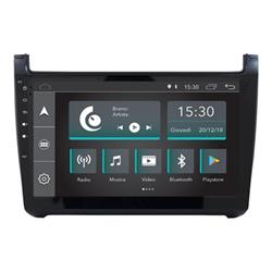 "Autoradio JF Sound - Young - sistema di navigazione - schermo 9"" jf-231wpa-xdab"