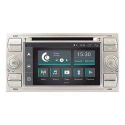 "Autoradio JF Sound - Young - sistema di navigazione - schermo 7"" jf-237fka-xdab"
