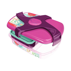 Contenitore Maped - Picnik concept - contenitore per cibo - rosa - 1.78 l 870016