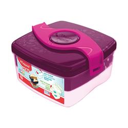 Contenitore Maped - Picnik origin - contenitore per cibo - rosa - 1.4 l 870101