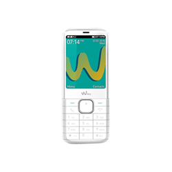 Telefono cellulare Wiko - Riff 3 plus - bianco - gsm - cellulare wikrifpluwb24whist