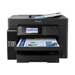 Multifunzione inkjet Epson - Ecotank et-16600 - stampante multifunzione - colore c11ch72401