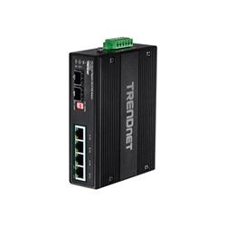 Switch Trendnet - Switch - 6 porte - unmanaged ti-upg62