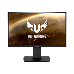 Monitor LED Asus - Tuf gaming vg24vq - monitor a led - curvato - full hd (1080p) 90lm0570-b01170