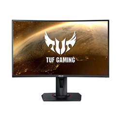 "Monitor LED Asus - Tuf gaming vg27wq - monitor a led - curvato - 27"" 90lm05f0-b01e70"