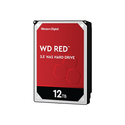 Hard disk interno Western Digital - Wd red nas hard drive - hdd - 3 tb - sata 6gb/s wd30efax