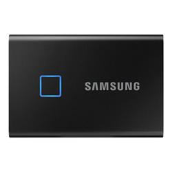 SSD Samsung - T7 touch mu-pc500k - ssd - 500 gb - usb 3.2 gen 2 mu-pc500k/ww
