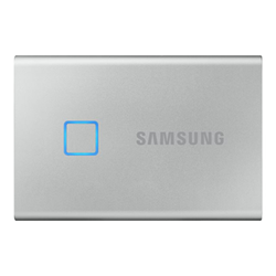 SSD Samsung - Portable ssd t7 touch mu-pc500s - ssd - 500 gb - usb 3.2 gen 2 mu-pc500s/ww
