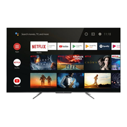 """TV QLED TCL - 55C715 55 """" Ultra HD 4K Smart HDR Android TV"""