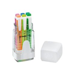 Stabilo - Swing cool - evidenziatore - colori assortiti (pacchetto di 6) 275/06-3