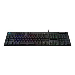 Tastiera Gaming Logitech - Gaming g815 - tastiera - usa internazionale - nero 920-009008