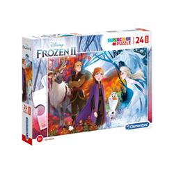 Puzzle Clementoni - Supercolor maxi disney frozen 2 - disney frozen 2 28510