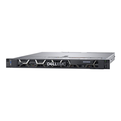 Server Dell Technologies - Dell emc poweredge r440 - montabile in rack - xeon silver 4208 2.1 ghz 4k42h
