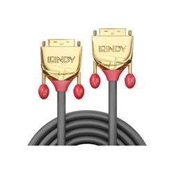 Cavo DVI Lindy - Gold cavo dvi - dvi-d a dvi-d - 2 m 36202-lnd