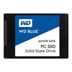 SSD Sandisk - Wd blue pc ssd wdbnce5000pnc - ssd - 500 gb - sata 6gb/s wdbnce5000pnc-wrsn