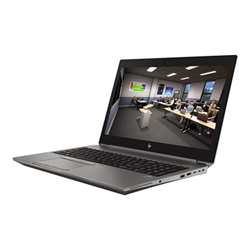 "Workstation HP - Zbook 15 g6 mobile workstation - 15.6"" - core i7 9750h - 32 gb ram 8jm08et#abz"