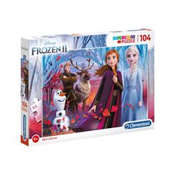 Puzzle Supercolor disney frozen 2 disney frozen 2 27274
