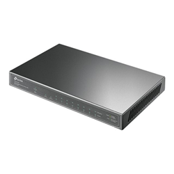 Switch TP-LINK - Switch - 10 porte - unmanaged tl-sg1210p