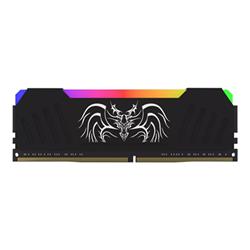 Memoria RAM S3+ dragonheart rgb ddr4 kit 32 gb: 2 x 16 gb s3l4n2616322crgb