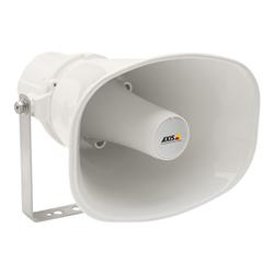 axis c1310-e network horn speaker - altoparlanti ip - per sistema pa 01796-001